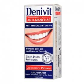 Dentífrico anti-manchas