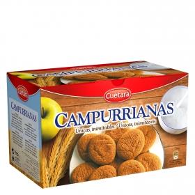 Galletas Campurrianas Cuétara 800 g.