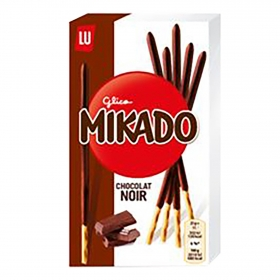 Palitos de chocolate Mikado Lu 75 g.