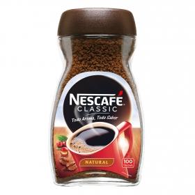 Café soluble natural classic