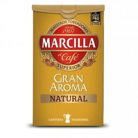 Café molido natural Gran Aroma