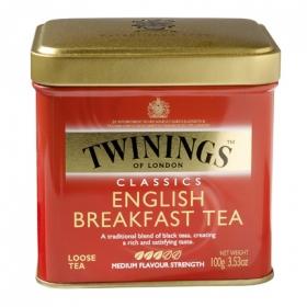 Té English Breakfast Twinings 100 g.