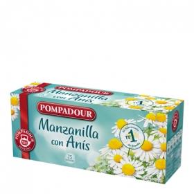 Manzanilla con anís bolsitas