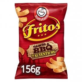 Fritos de maíz sabor barbacoa Matutano 156 g.