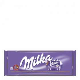 Chocolate extrafino con leche