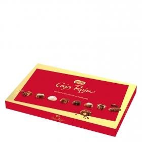 Bombones surtidos de chocolate Nestlé Caja Roja 44 ud.
