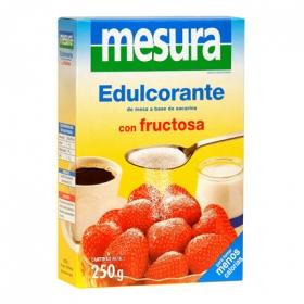 Edulcorante con fructosa