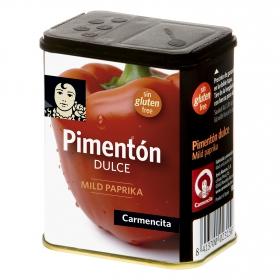 Pimentón dulce  Carmencita 75 g.