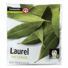 Laurel en hoja Carmencita 8 g.