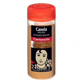 Canela molida Carmencita 160 g.