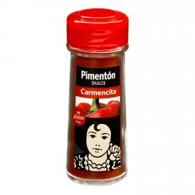 Pimentón dulce Carmencita 45 g.