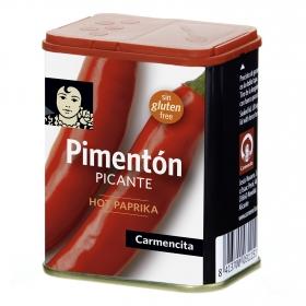 Pimentón picante Carmencita 75 g.