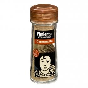 Pimienta negra molida Carmencita 52 g.