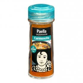 Sazonador para paella Carmencita 60 g.