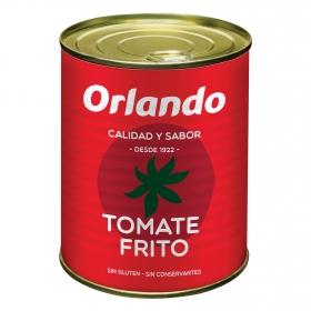 Tomate frito Orlando sin gluten lata 820 g.