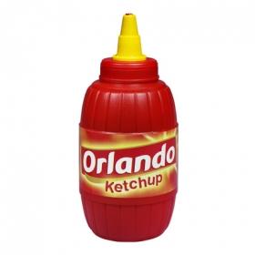 Ketchup Orlando envase 300 g.
