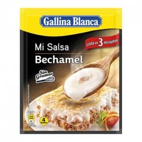 Salsa bechamel Gallina Blanca sobre 56 g.