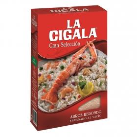 Arroz redondo categoría extra La Cigala 1 kg.