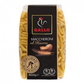 Maccheroni al huevo Gallo 500 g.