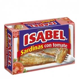 Sardinas en tomate 3/4