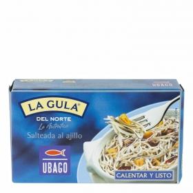 La gula del norte al ajillo Ubago 115 g.