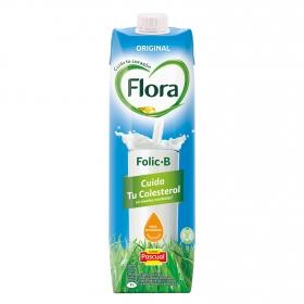 Bebida láctea Flora Folic B brik 1 l.
