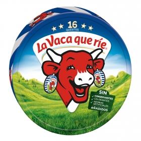 Queso en porciones La Vaca que ríe 250 g.