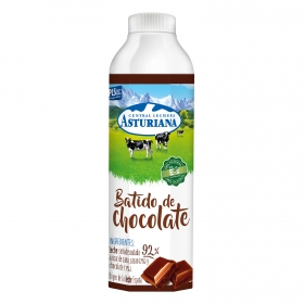 Batido de chocolate Central Lechera Asturiana botella 1 l.