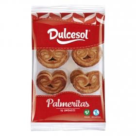 Palmeritas DulceSol 180 g.