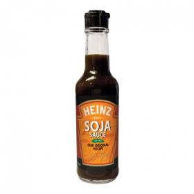 Salsa de soja Heinz botella 150 ml.