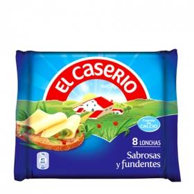 Queso en lonchas El Caserío 150 g.