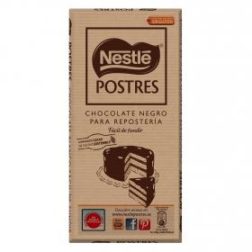 Chocolate para fundir Nestlé - Postres sin gluten 250 g.