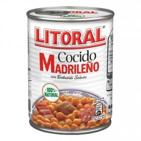 Cocido madrileño Litoral 440 g.