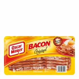 Bacon en lonchas
