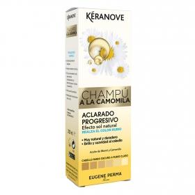 Champú a la camomila para cabello rubio o castaño claro Eugene 250 ml.