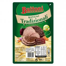 Ravioli de carne al brasato