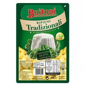Tortelloni de ricotta y espinacas Buitoni 250 g.