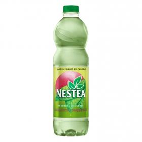 Refresco de té verde Nestea sabor maracuyá botella 1,5 l.