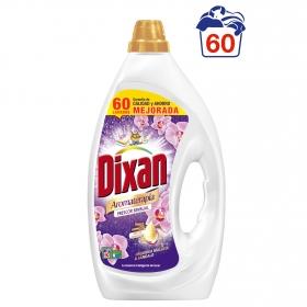 Detergente líquido aromaterapia Dixan 60 lavados