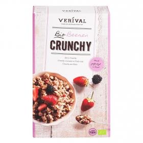 Cereales muesli crunchy berry
