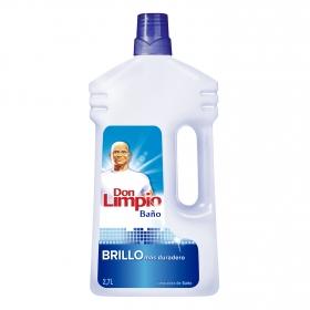 Limpiador de baño Don Limpio 2,7 l.