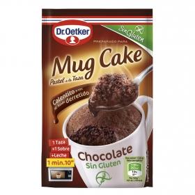Preparado para pastel de chocolate Dr. Oetker sin gluten 60 g.