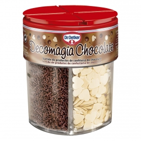 Decomagia de chocolate Dr. Oetker 70 g.