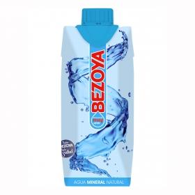 Agua mineral Prisma Bezoya natural 50 cl.