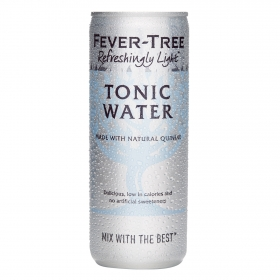 Tónica Fever Tree light lata