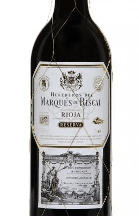 Marqués de Riscal Tinto Reserva 2013