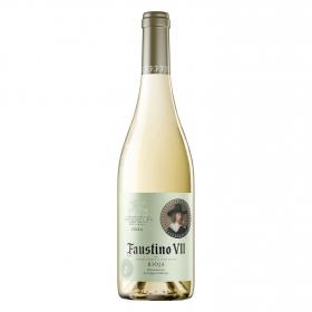 Vino D.O. Rioja blanco Faustino VII 75 cl.
