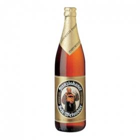 Cerveza Franziskaner Sefe-Weissbier botella 50 cl.