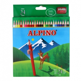 24 Lápices alpino