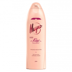 Gel de ducha rose elegant Magno 550 ml.